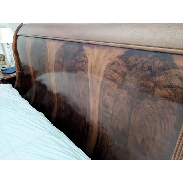 Baker Milling Road King Size Bed Chairish