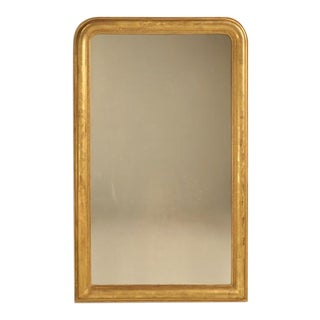 Large-Scale Louis Philippe Mirror, Circa 1850 For Sale