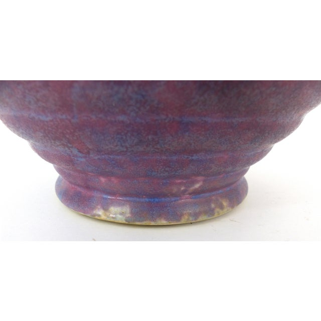 Vintage Burley Winter Bee Hive Shaped Vase - Image 6 of 7