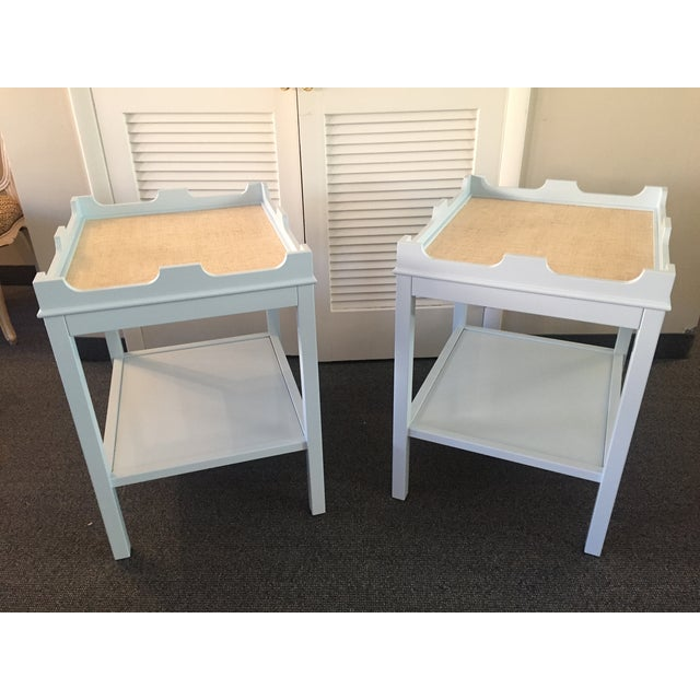 New Oomph Edgartown Side Tables - A Pair - Image 2 of 7