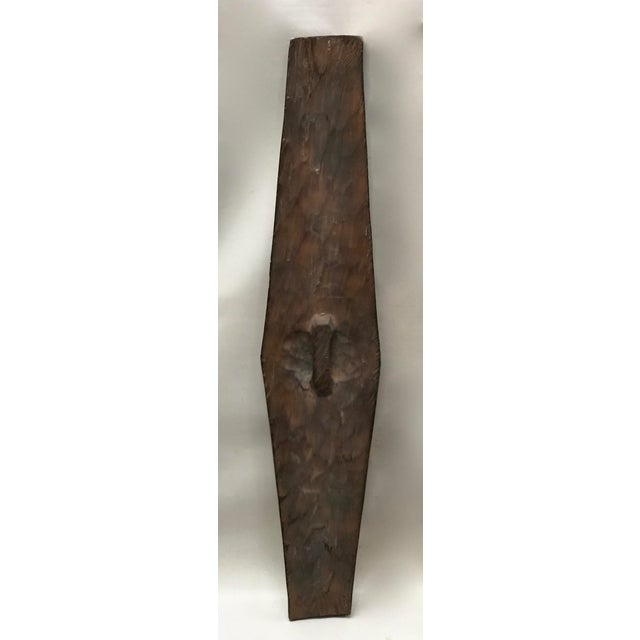 African Wood Zulu Shield For Sale - Image 5 of 9