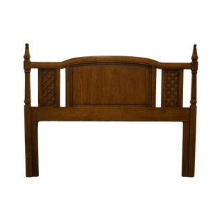 20th Century Italian Dixie Furniture Queen Size Headboard For Sale