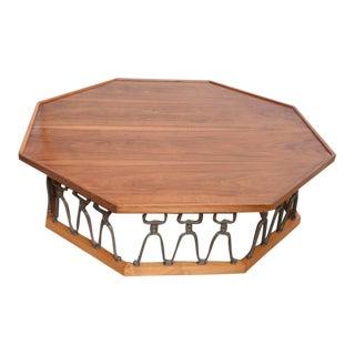 John Van Koert for Drexel Coffee Table, 1950s, Usa For Sale