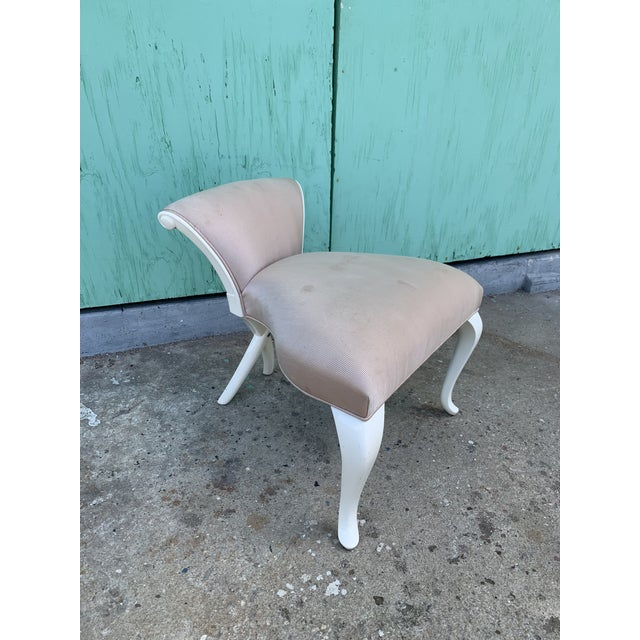 Christopher Guy Vanity Fair Dressing Table & Stool For Sale In Tampa - Image 6 of 13