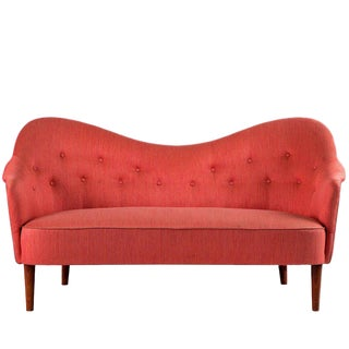 "Carl Malmsten ""Samspel"" Sofa For Sale"