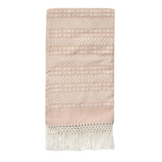 Blush Chiapas Throw