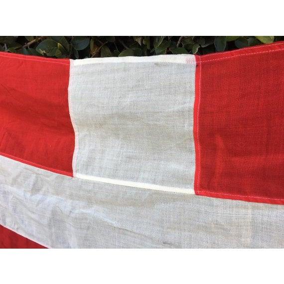 Danish Nautical Pennant Flag - Image 6 of 6