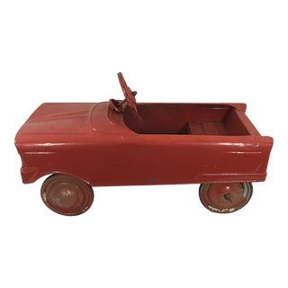 1960's Pedal Car For Sale