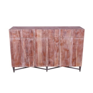 Charlaine Wooden Sideboard For Sale