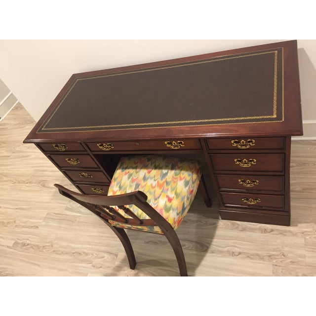 Mahogany Sheraton Side Chair For Sale - Image 7 of 7