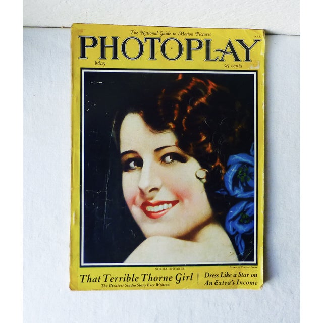Photoplay Magazine, Norman Shearer, 1925 - Image 2 of 11
