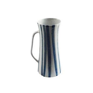 Original Prototype Blue & White Stein by Weston Neil Andersen For Sale