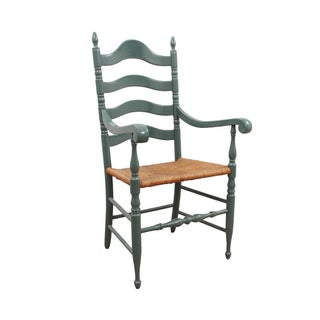 1970s Vintage Ladderback Chair Preview