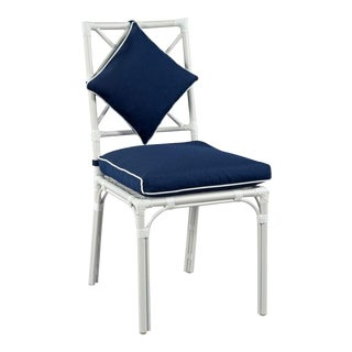 Modern Carlyle Outdoor Dining Chair For Sale