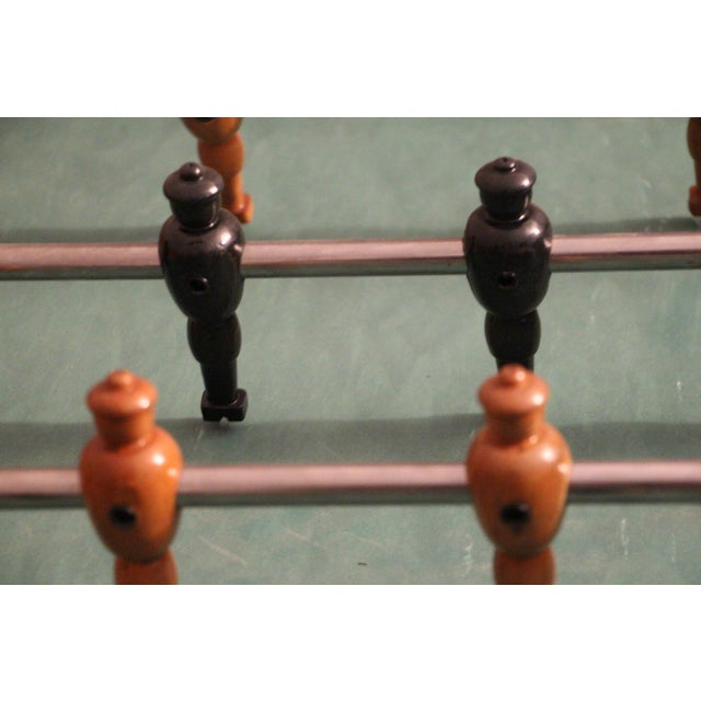French Foosball Table For Sale - Image 6 of 11