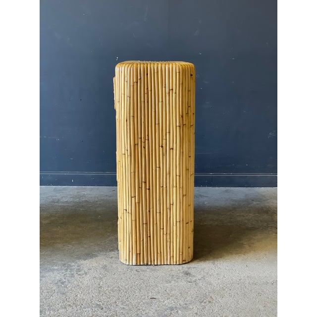 Rattan Dresser For Sale - Image 4 of 9