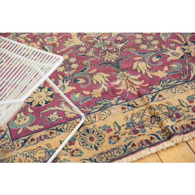 """1920s Vintage Lilihan Carpet - 6'2"""" X 9'6"""" For Sale - Image 5 of 12"""