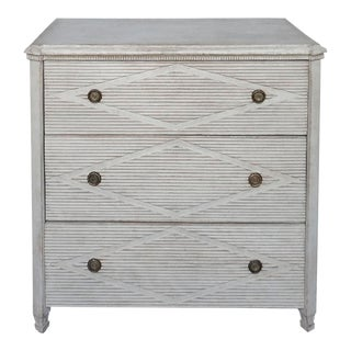 Swedish Gustavian Style Chest of Drawers For Sale