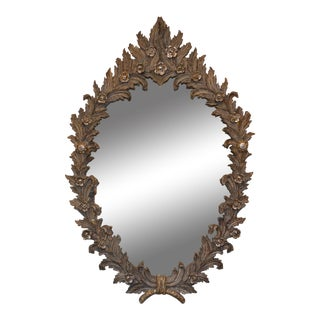 1910s Antique French Mirror For Sale