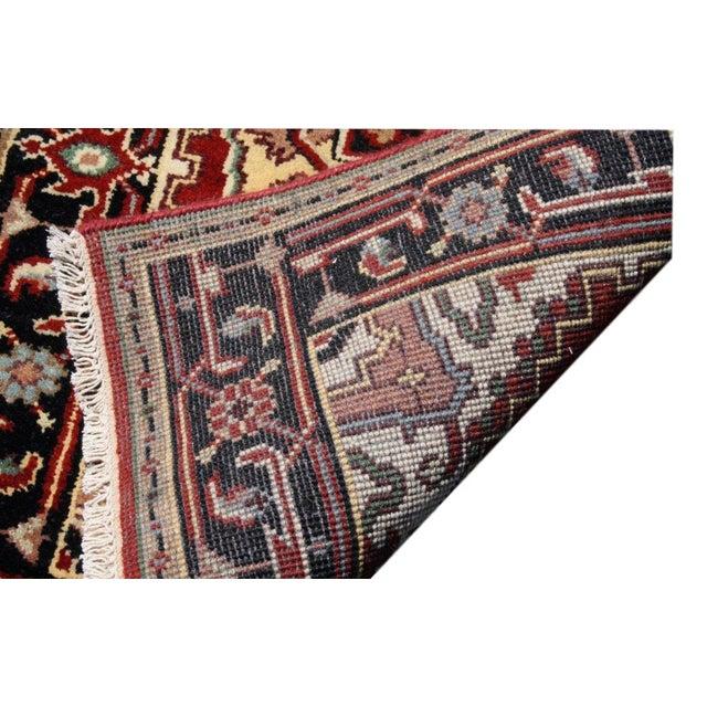 "Antique Persian Serapi Runner - 2'6"" X 8'1"" - Image 4 of 4"