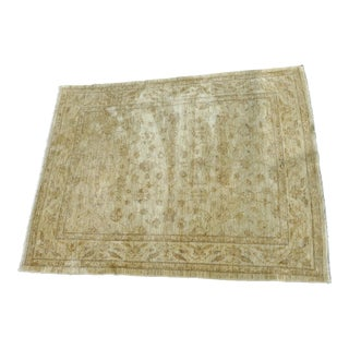"Oriental Wool Peshawar Rug - 6' 6"" X 3' 3"" For Sale"