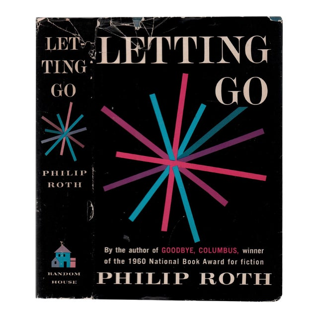 """1962 """"Letting Go"""" Collectible Book For Sale"""