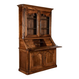 19th Century Louis XV Style Secretaire For Sale