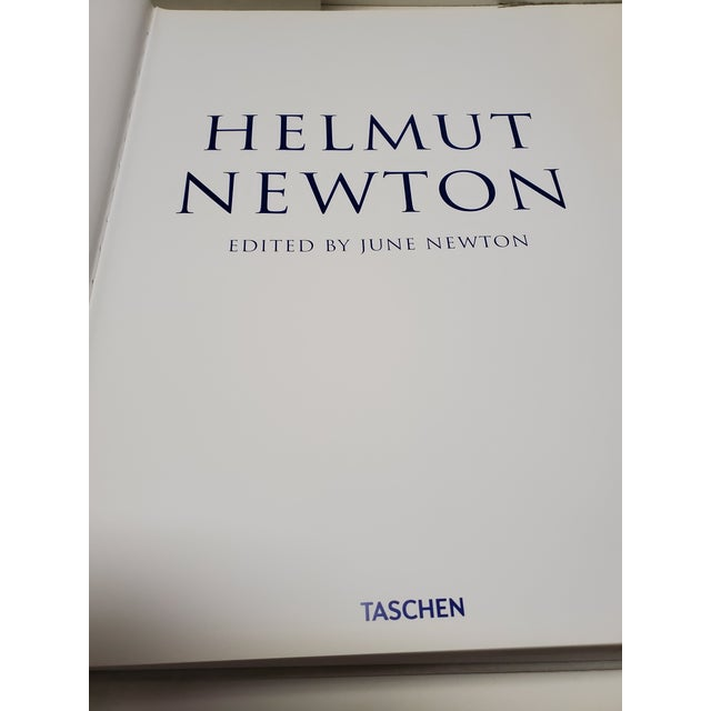 2009 Helmut Newton, Sumo. Revised Book by June Newton For Sale - Image 11 of 13
