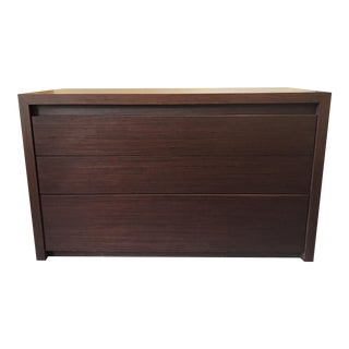 Contemporary Calligaris Password Lowboy Dresser For Sale