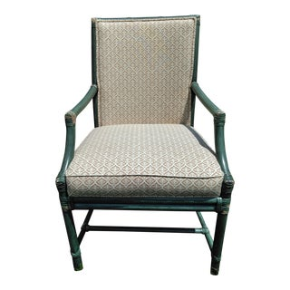 McGuire of San Francisco Rattan Cane Back Side Chair