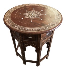 Image of Anglo-Indian Tables