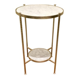 Worlds Away Cory Side Table For Sale