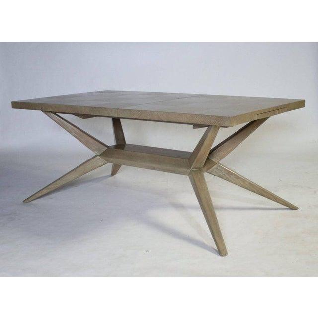 Harold Schwartz for Romweber M-748 Dining Table For Sale - Image 9 of 9