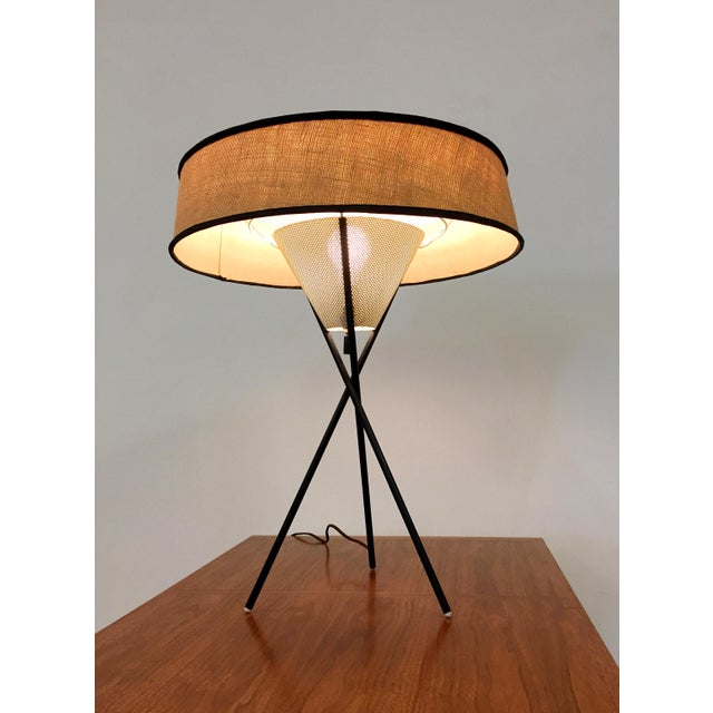 Gerald Thurston Lightolier Desk Lamp - Image 2 of 8