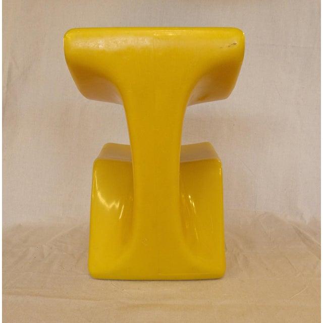 1970s Vintage Luigi Colani Zocker Chair Desk For Sale - Image 4 of 12
