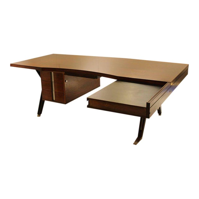 """Terni"" Ico Parisi Desk for Mim Editions, Italy 1958 For Sale"