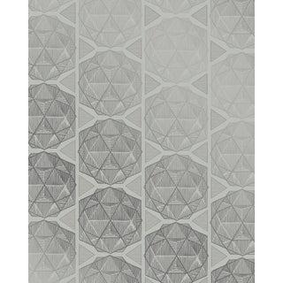 Escher Gray Wallpaper - 1 Double Roll For Sale