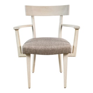 Modern Klismos Chair by Paul Marra For Sale