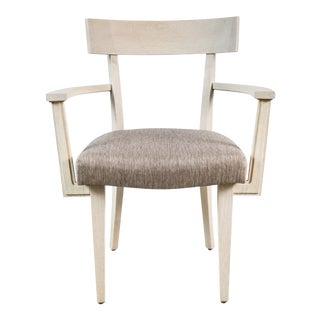 Modern Klismos Chair by Paul Marra