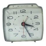 Image of Westclox Electric Retro Desk Clock For Sale