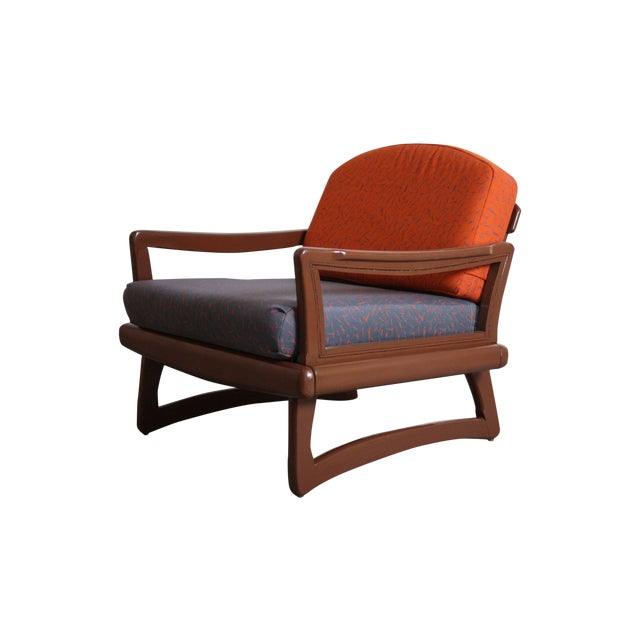 Mid-Century Modern Danish Lounge Chair - Image 1 of 5