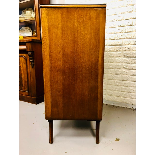 Danish Modern Chest of Drawers For Sale - Image 6 of 9