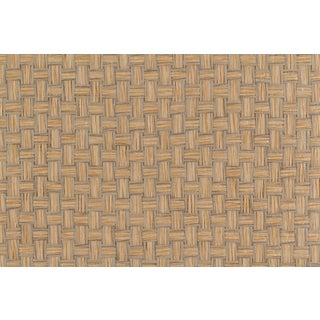Maya Romanoff Island Weaves: Aloha - Woven Jute & Paper Wallcovering, 16 yds (14.6 m) For Sale