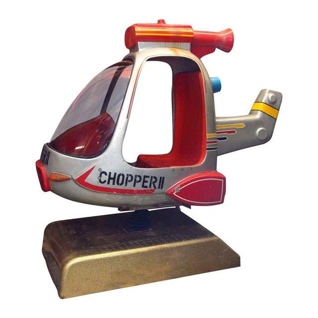 Chopper II Vintage Kiddy Ride - Image 5 of 10