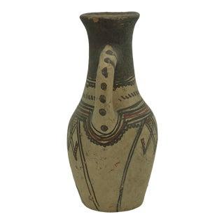 Vintage Moroccan Water Jar For Sale