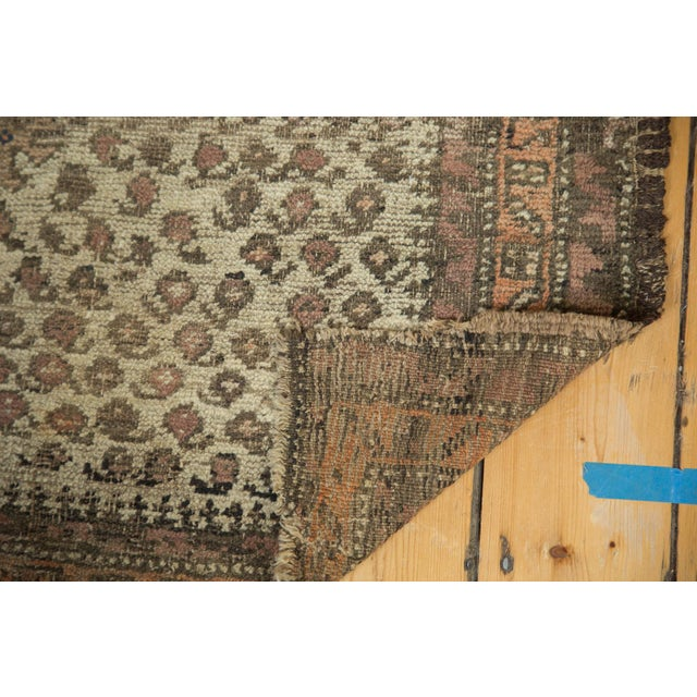 "Antique Belouch Rug - 2'7"" X 4'3"" - Image 4 of 5"