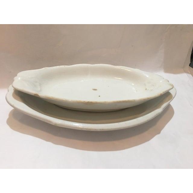 John Maddock & Sons Semi Royal Porcelain Dishes - A Pair - Image 2 of 11