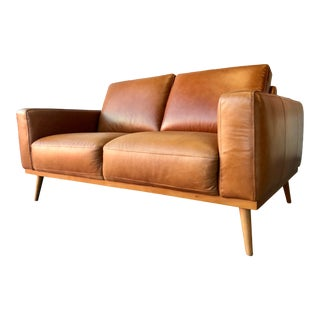 Wondrous Vintage Used Brown Standard Sofas Chairish Beatyapartments Chair Design Images Beatyapartmentscom