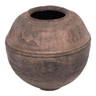 Nupe Incised Vessel For Sale