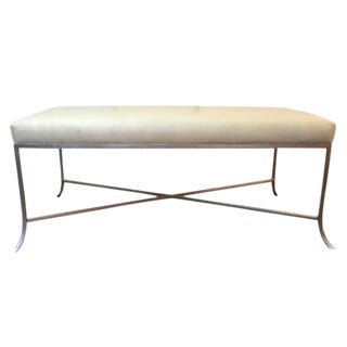 Rivers Spencer Williamson Ottoman For Sale